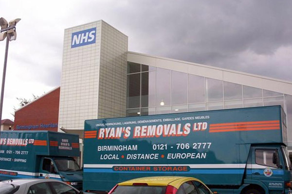 Birmingham Commercial Removal Services