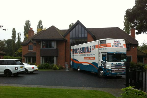 Birmingham & Solihull House Removals