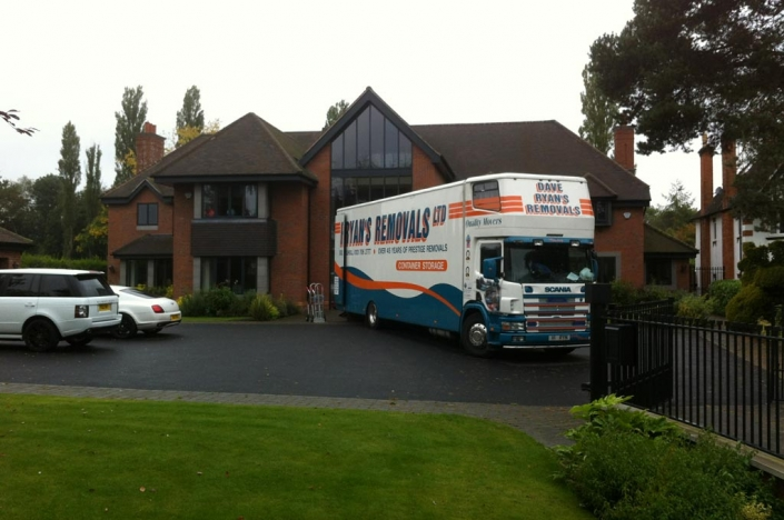 Birmingham Home Removal Service