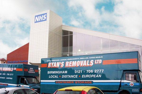 Birmingham-Commercial-Removals-Hospitals